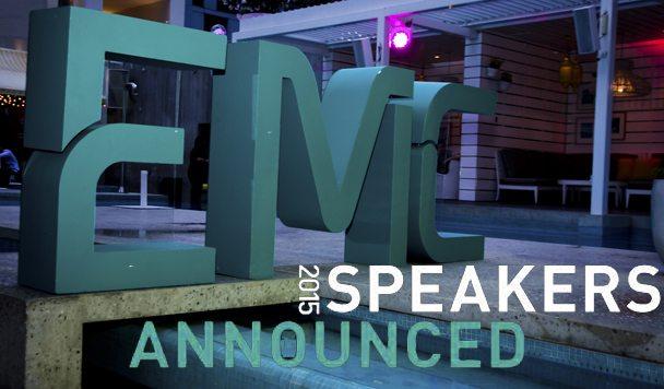 EMC 2015 Announces Keynote Speakers [Round One]