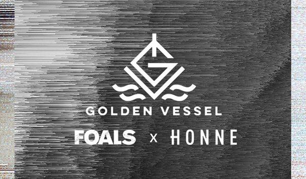 Foals x Honne – No Place Like Spanish Sahara (Golden Vessel Remix)