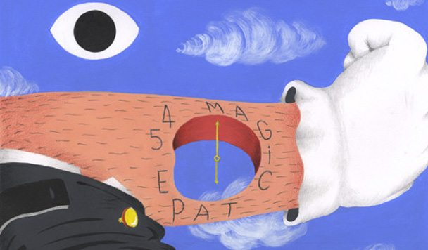 HUMP DAY MIX: The Magician – Magic Tape 54