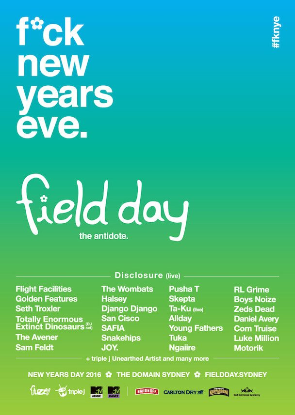 Field day 2016 - acid stag