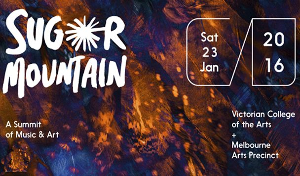 Sugar Mountain 2016 Line-up Announce
