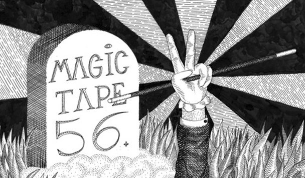 HUMP DAY MIX: The Magician – Magic Tape 56