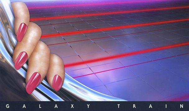 Jordan F – Galaxy Train [New Single]