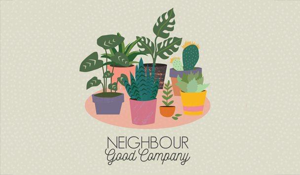 Neighbour – Good Company EP [Stream]