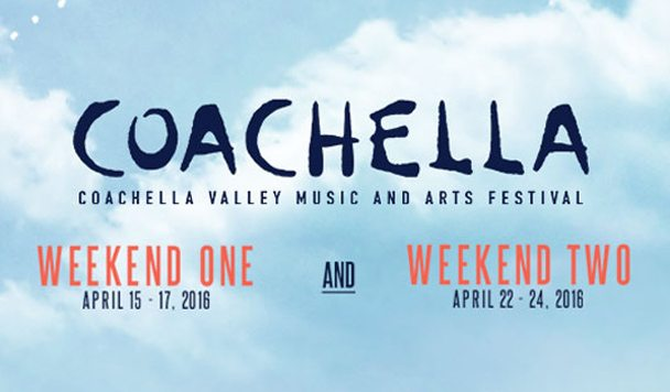 Coachella 2016 Lineup Announcement