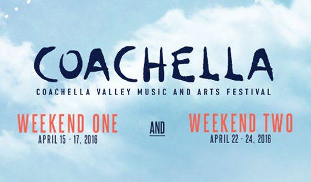 Coachella 2016 Lineup Announcement