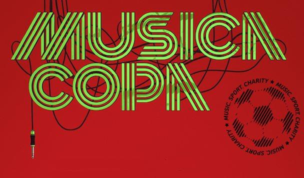Musica Copa 2016 Announced