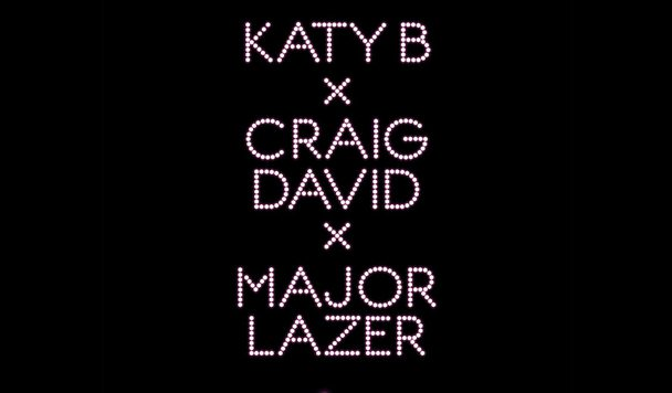 Katy B x Craig David x Major Lazer – Who Am I [New Single]