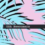 USA Newcomers, LA$T NITE, Seth Bogart, SHALLOWS, NICKV, Mister Sweatband - acid stag