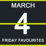 Friday Favourites, HEIDEMANN, Nancy Whang, Fabian Luttenberger, Douchka, Clarens, SHouse, option4, Rose Quartz - acid stag