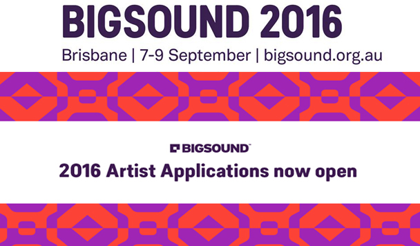 BIGSOUND Artist Registrations Are Now Open!