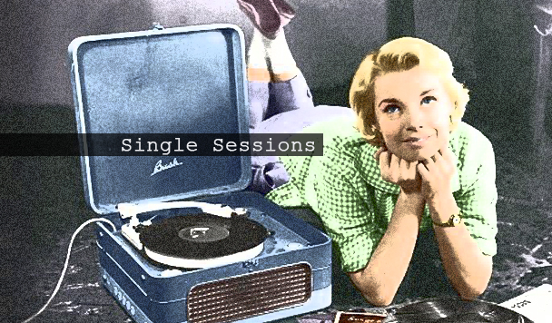 Single Sessions, Baby Alpaca, JMSN, GIRL FRIEND, OLIVER SOL, Left - acid stag