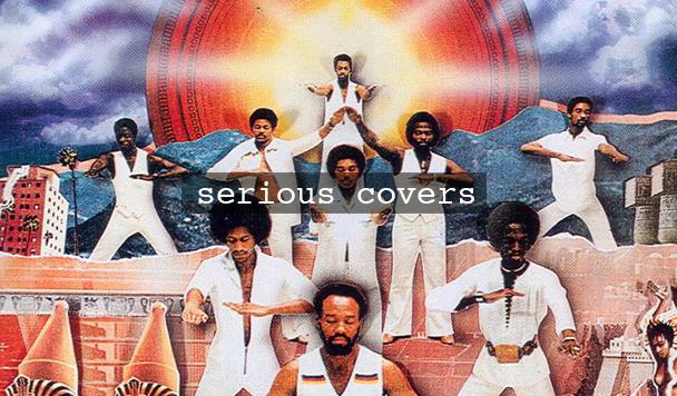 Serious Covers, BASECAMP, Amerie, Sharon Van Etten, The Flaming Lips, Leena Ojala, Outkast, MisterWives, Chance The Rapper, ROMES, Drake - acid stag