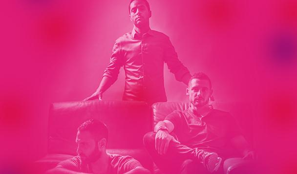 New Single by 3 Monkeyzz - 'Curious Girl' - acid stag