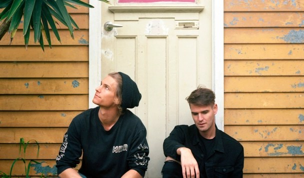 New Single by Stack & Piece feat. Campuskit – 'The Love Goes' [Premiere]