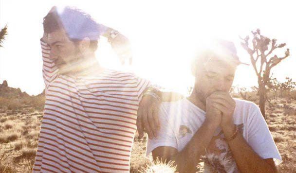 Bag Raiders – 'Beat Me To The Punch' (ft. Mayer Hawthorne)
