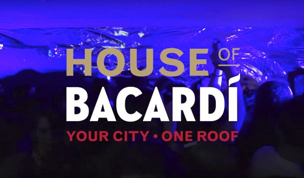 House of BACARDI Summer Party Series