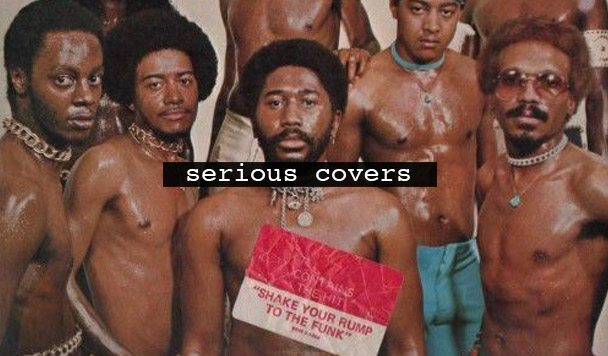 Serious Covers Vol 76