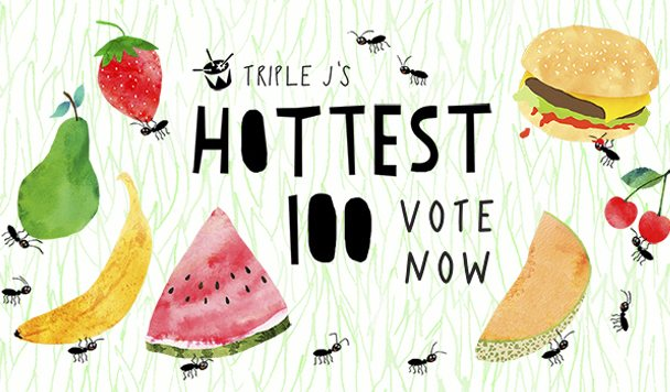 Triple J's Hottest 100 2016 – Voting Now Open!