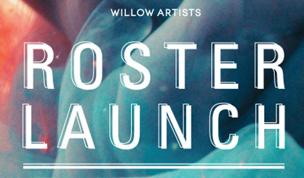 Willow Artists Announce Roster with a Party!