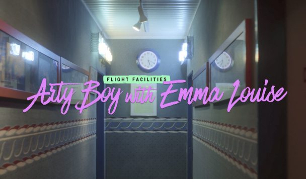 Flight Facilities – 'Arty Boy' (ft. Emma Louise)