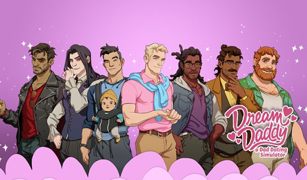 "Baths - ""Dream Daddy: A Dad Dating Simulator"" [Theme Song]"