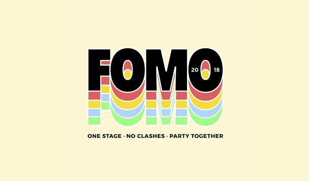 FOMO Festival 2018 Drops Sick Line-Up