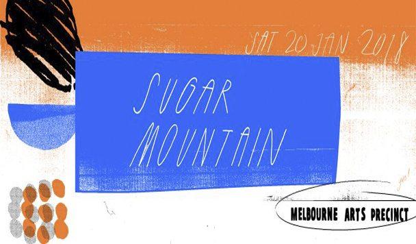 Sugar Mountain 2018 Line-Up