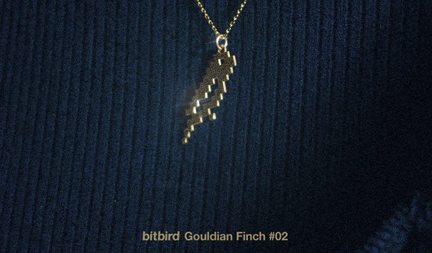 bitbird – Gouldian Finch #02 [LP Stream]