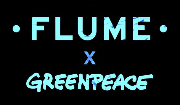 Flume x Greenpeace; Anthem for the Reef