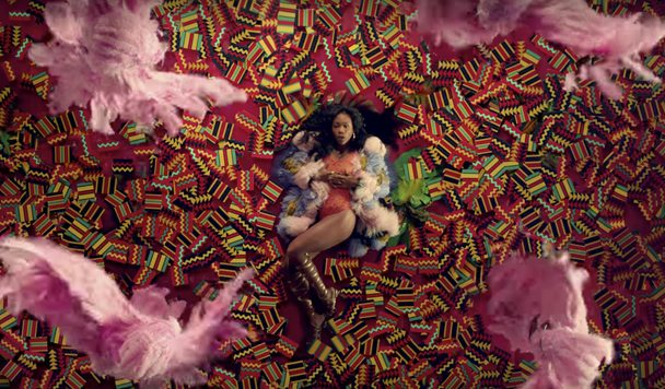 Kendrick Lamar x SZA – 'All The Stars' [Music Video]