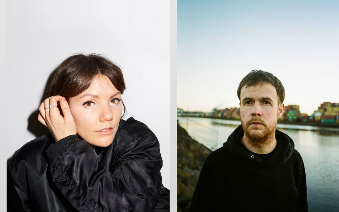 Annie Bass & Christopher Port – 'Thrown Away' & 'Counting All'