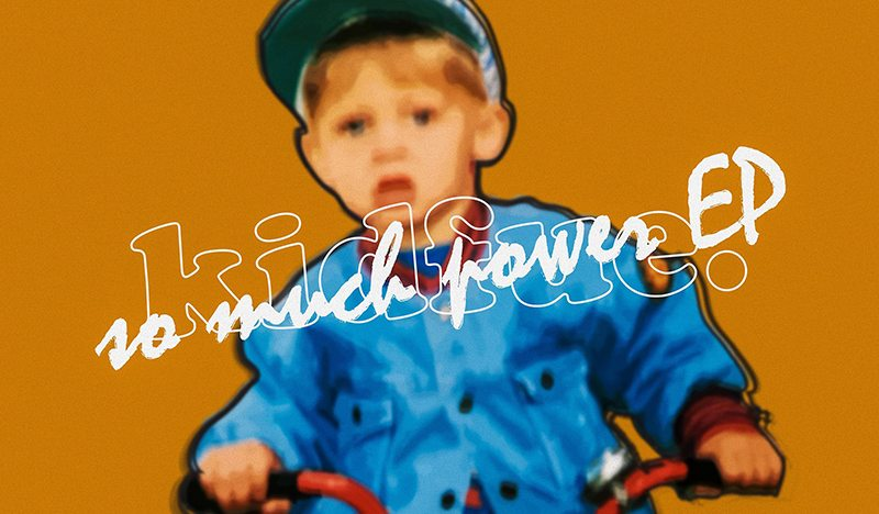 Kidfue – 'So Much Power EP' [Stream]
