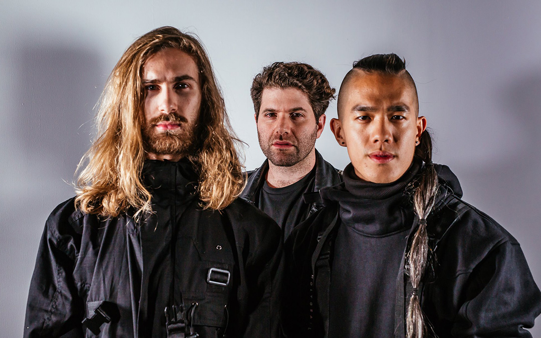 SLUMBERJACK x Machine Age – 'Daggers'