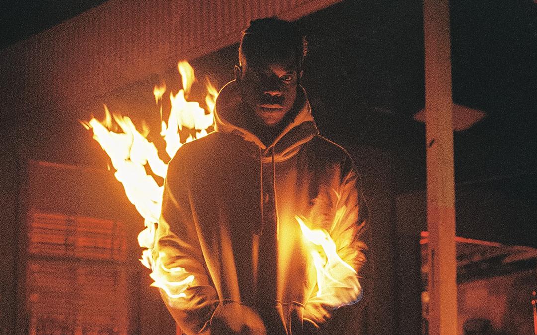 Thutmose – 'Man On Fire' [Stream]