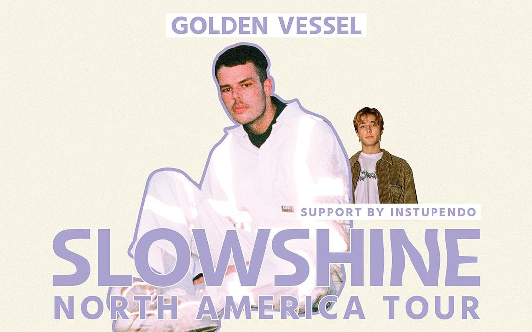 Golden Vessel Announces North American Tour!
