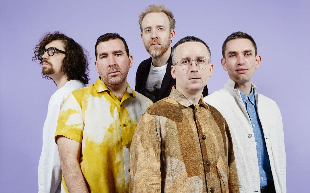 Hot Chip – 'Hungry Child'