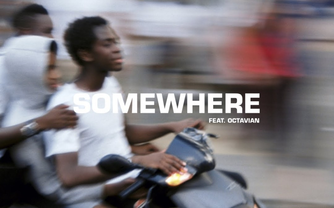 The Blaze – Somewhere (feat. Octavian)