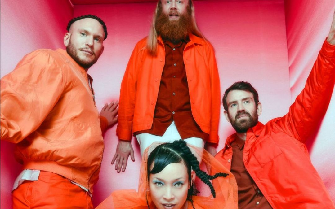 Little Dragon – 'Are You Feeling Sad?' (feat. Kali Uchis)