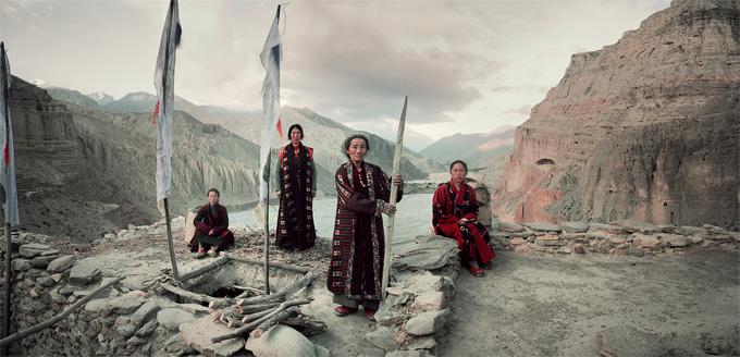 мустанг непал