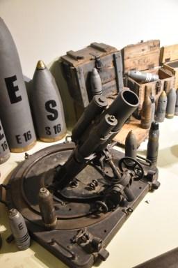 Leichter Minenwerfer 7.58 cm