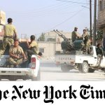NYT, Suriye