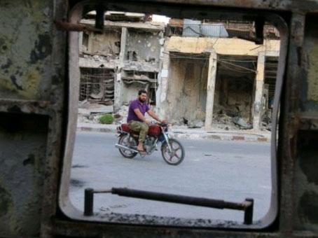 Suriye'de ateşkes