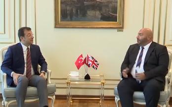 İngiltere'den Türkiye'ye Kıbrıslı Türk Başkonsolos