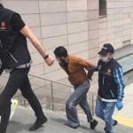 Eskişehir'de yapılan uyuşturucu operasyonunda tutuklama