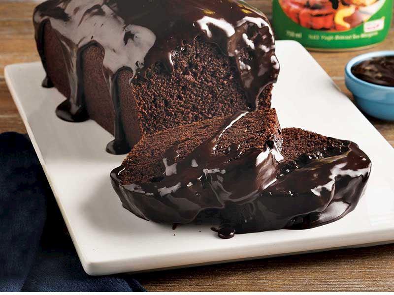Çay saatinin en güzel tatlısı kakaolu ıslak kek