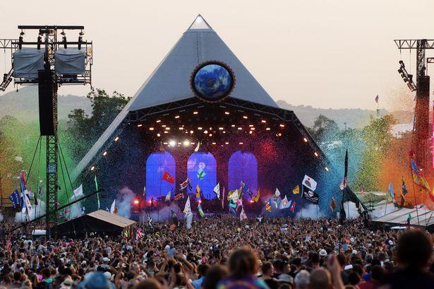 Glastonbury 50. yılını kutlayacak
