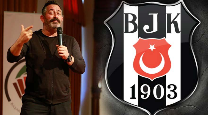 Fenerbahçeli Cem Yılmaz'dan Beşiktaş kampanyasına destek