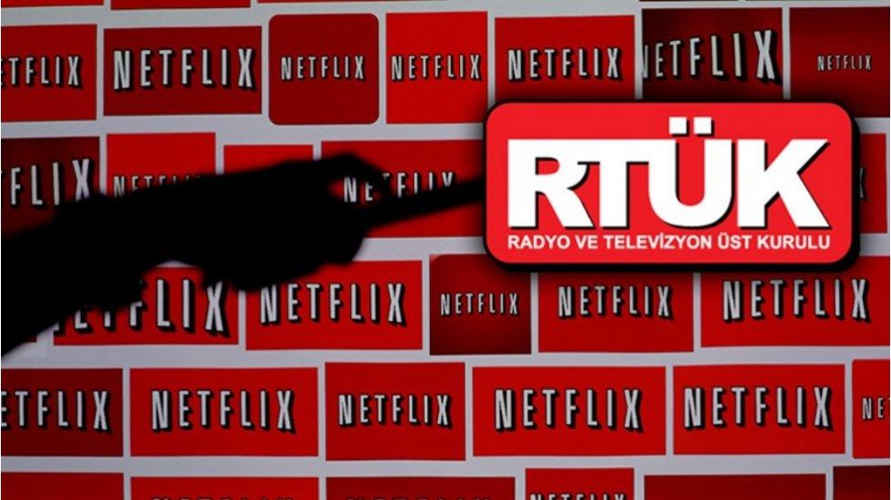 Radyo Televizyon Üst Kurulu'ndan Netflix açıklaması