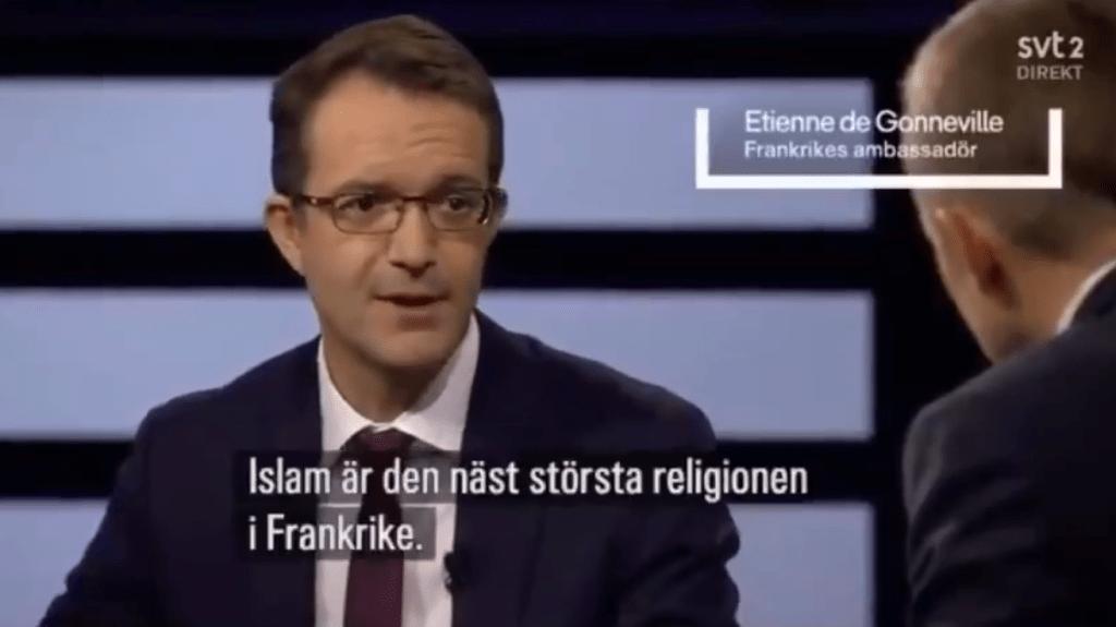 """Boykot sonrası Fransız Büyükelçisi: """"Fransa Müslüman bir ülkedir"""" dedi!"""
